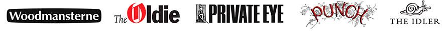 Private Eye Cartoonist